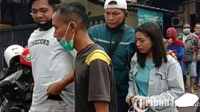 Terduga Pelaku Penganiayaan Di Konter HP Diamankan Polisi, Dibawa Ke Polresta Malang Kota