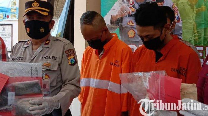 Beli Sabu Dari Napi di Lapas Madiun, Pria Asal Kota Malang Ditangkap Anggota Polsek Sukun