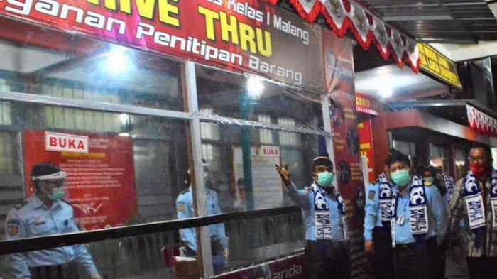 Tim Penguatan Pembangunan Zona Integritas WBK dan WBBM Kunjungi Lapas Lowokwaru Malang