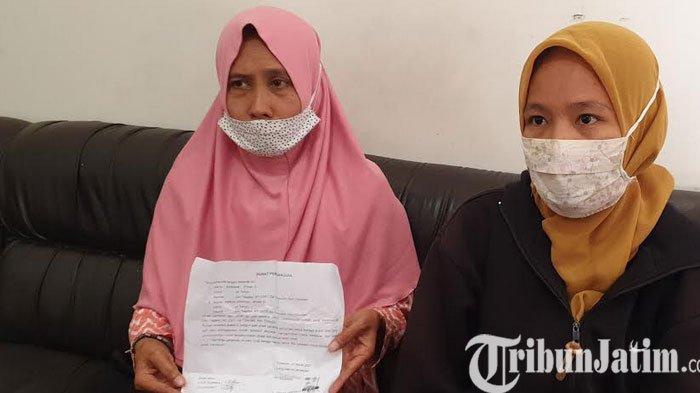 Pengakuan Mantan Istri,  Modal Rp 5 Juta Demi Robohkan Rumah Suaminya di Trowulan Mojokerto