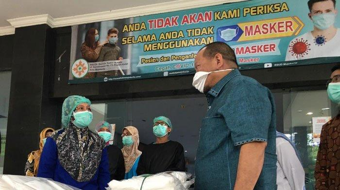 Turun Langsung, Ketua DPD RI LaNyalla Temukan Relaksasi Kredit Belum Sepenuhnya Berjalan