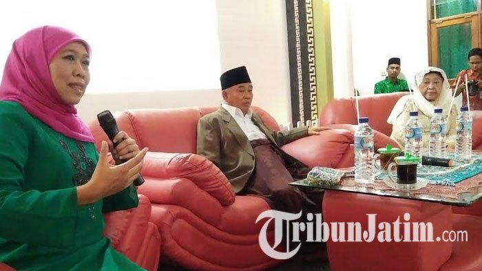Dukung Khofifah dan Besarkan Partai Islam, Kiai Asep Komitmen Dukung 40 Caleg