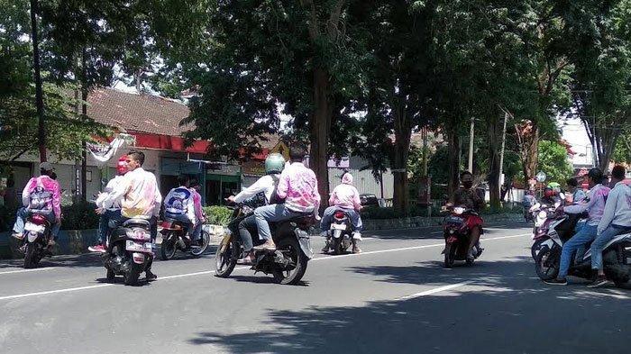 Konvoi dan Corat-coret Seragam untuk Merayakan Kelulusan Siswa Dilarang di Bondowoso