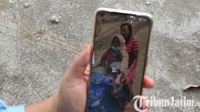 Dua Emak- emak Gendong Anak Nekat Curi Motor di Kos Mojokerto, Terekam CCTV