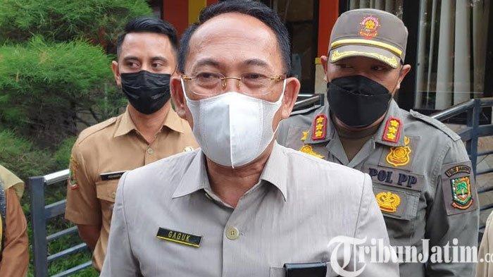 Pemkot Mojokerto Gercep Tangani Lonjakan Kasus Covid-19 di Lingkungan Sidomulyo di Kota Mojokerto
