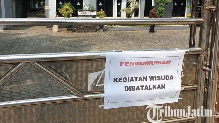 Bikin Nyesek,  Sudah Terlanjur Pesan Katering Wisuda Siswa SMAN 2 Mojokerto Dibatalkan