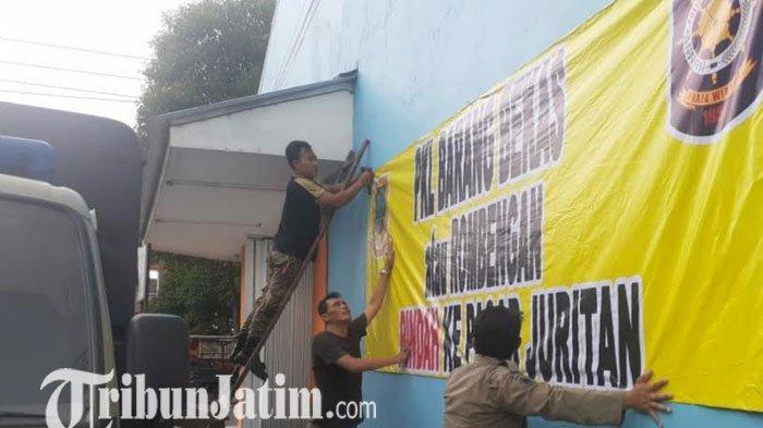 Satpol PP Kota Mojokerto Klarifikasi Penertiban PKL di Jalan Niaga Kelurahan Sentana Kota Mojokerto