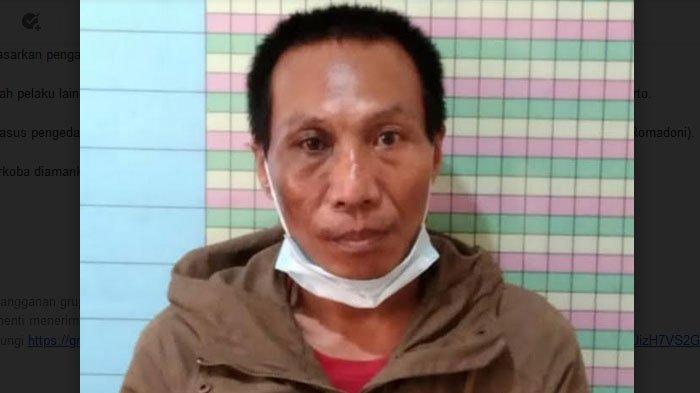 Satresnarkoba Polres Mojokerto Bekuk Pengedar Narkoba Asal Sidoarjo, Buron 5 Tahun