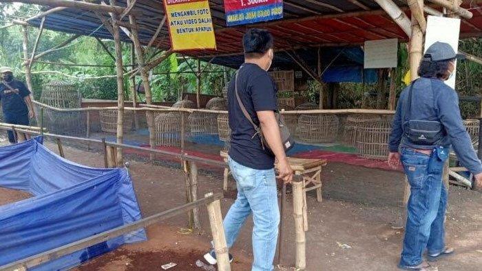 Diduga Rencana Bocor, Penggerebekan Arena Judi Sabung Ayam Di Nganjuk Nihil Pelaku