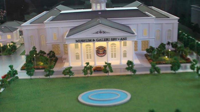 CT Bersama Transcorp Kontribusi Bangun Museum dan Galeri Seni SBY-Ani di Pacitan