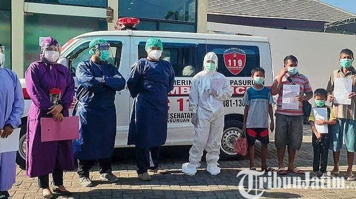 53 Orang Kluster Ziarah di Pasuruan Dinyatakan Sembuh dan Bebas Covid-19