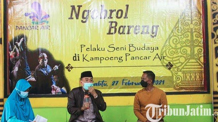 Anggota DPRD Kabupaten Pasuruan, Dorong Dinas Untuk Beri Ruang Bagi Pelaku Seni dan Budaya