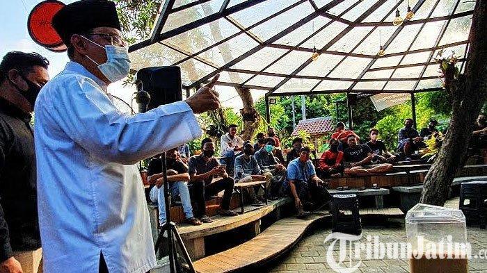 Cawali Pasuruan Gus Ipul Dorong Esports Masuk KONI Sebagai Cabor Prestasi