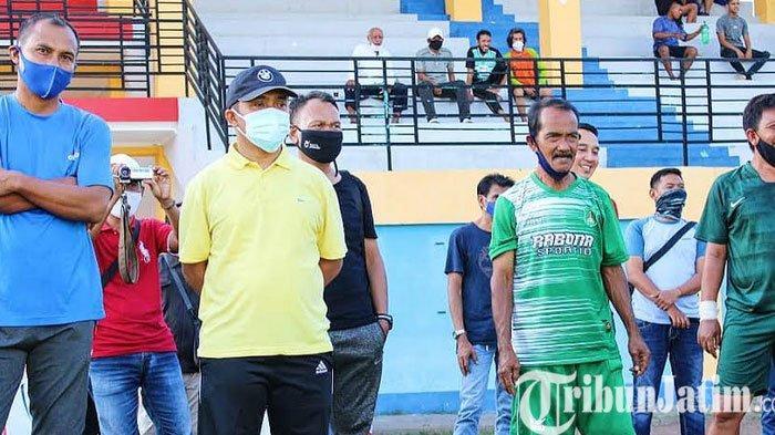 Cawali Mas Adi Apresiasi Masyarakat Kota Pasuruan Tetap Berolaraga Meski Pandemi Covid-19