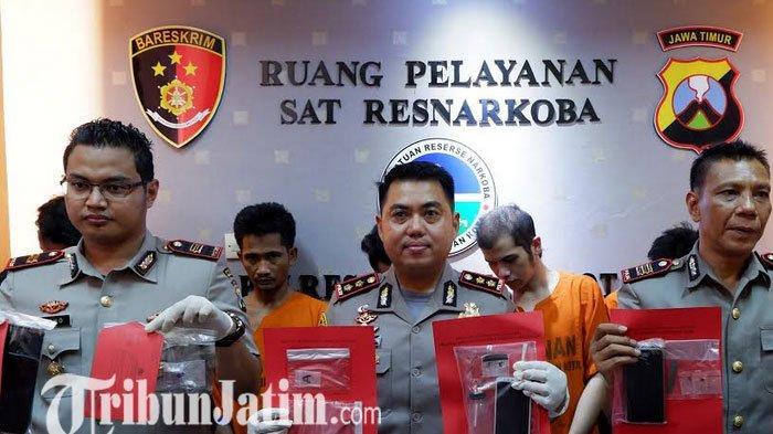 Satresnarkoba Polres Pasuruan Kota Komitmen Putus Tali Rantai Peredaran Narkoba