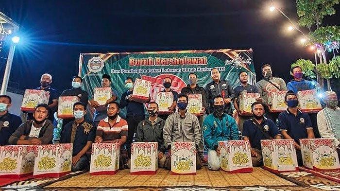 Peringati May Day, SARBUMUSI Jawa Timur Beri 1.000 Paket Bingkisan Untuk Korban PHK