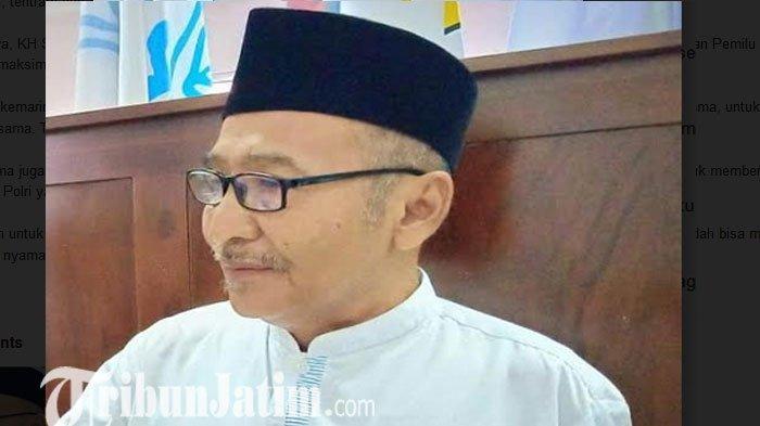 Jaga Pelantikan Presiden dan Wapres, MUI Kota Pasuruan Ajak Warga Berterima Kasih ke TNI - Polri