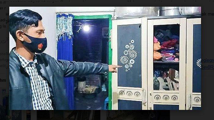 Teror Bondet Menghujani Rumah Warga di Pasuruan, Satu Orang Luka Parah