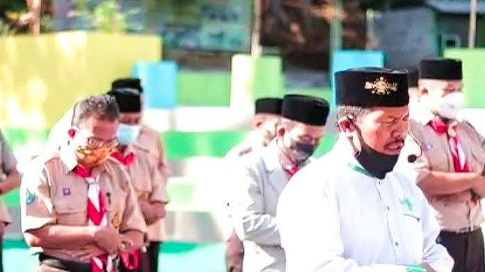 Kwartir Pramuka Purwodadi Gelar Istighosah dan Doa Bersama Untuk Para Awak KRI Nanggala 402