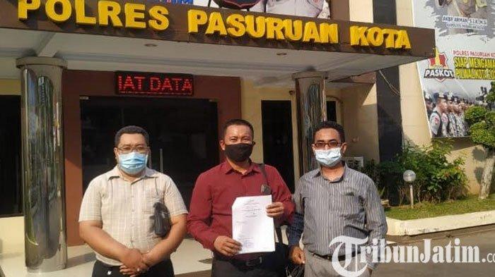 Diduga Lecehkan Ulama, Kiai, Gus, Habaib, Pemilik Akun FB ini Dilaporkan ke Polres Pasuruan Kota