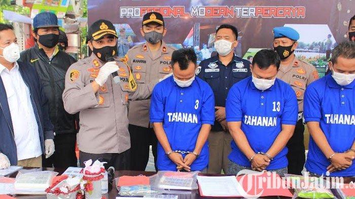 Rugikan Perusahaan Rp 7 Miliar, Polisi Ungkap Kasus Pemalsuan Merk Benih Jagung BISI - 18