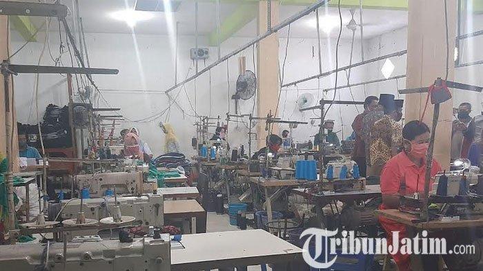 Dugaan Skandal Dalam Pengerjaan Megaproyek 2,5 Juta Masker di Kabupaten Pasuruan Menguat