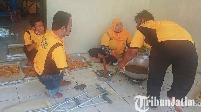 Pemkab Pasuruan Beri Pelatihan Untuk Penyandang Disabilitas