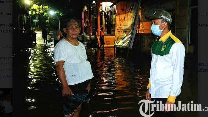 Relawan Gus Ipul - Mas Adi Dikerahkan Bantu Korban Banjir Pasuruan