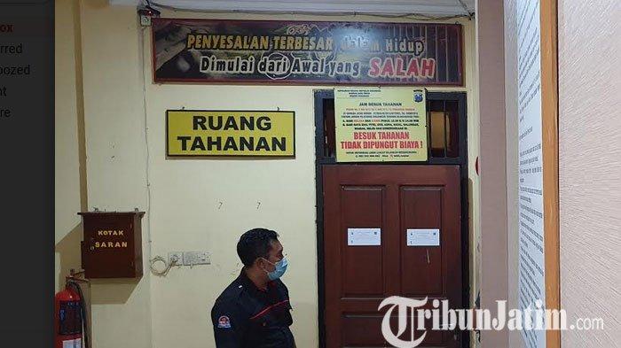 Pelaku Pencabulan Tewas di Dalam Sel Tahanan Polres Pasuruan