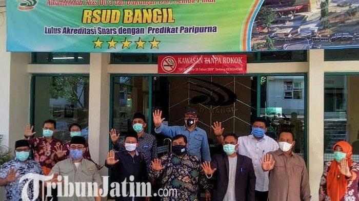 Empat PDP di kabupaten Pasuruan Dinyatakan Sembuh dan Boleh Pulang