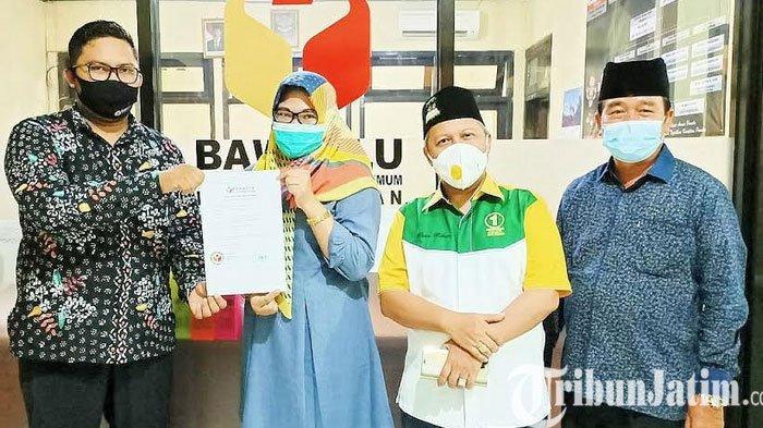 Baliho Gus Ipul Dirusak, Tim Hukum dan Advokasi Paslon 01 Resmi Lapor Bawaslu