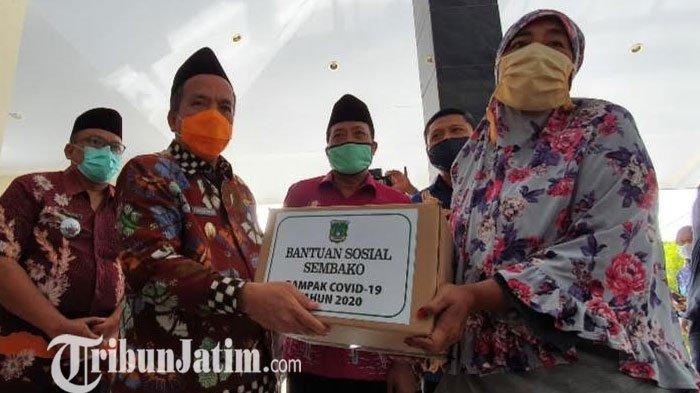 Nama Wabup PasuruanMasuk Dalam Ploting Megaproyek 2,5 Juta Masker, Ini Responnya