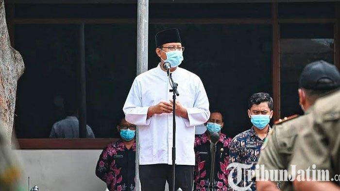 Wali Kota Pasuruan Gus Ipul Dorong Satpol PP Masuk Kampung Sosialisasikan