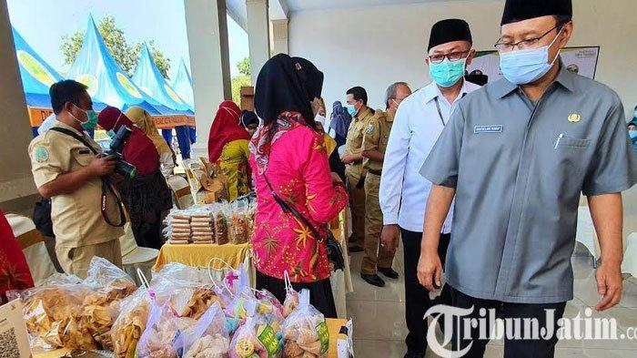 Majukan Ekonomi Kota Pasuruan, Gus Ipul Launching SI - DUTA dan KURMA Untuk UMKM