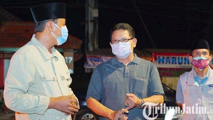 Wali Kota Pasuruan Gus Ipul Pimpin Kembali Swab On The Road