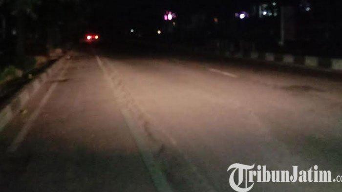 Pemkot Malang Padamkan PJU, Polisi : Tidak Ada Pengaruhnya Dengan Kejadian Laka Lantas