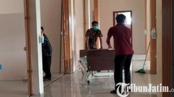 Shelter Covid-19 IKM Tambakbayan Ponorogo Beroperasi Pekan Depan, Pasien Sudah Antre