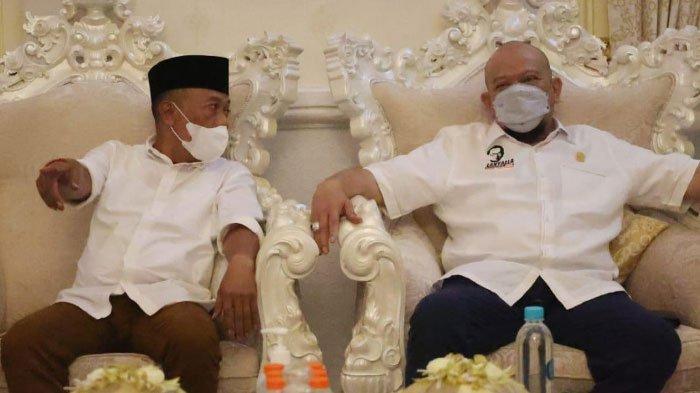 Bertemu Bupati Ponorogo, Ketua DPD RI, Lanyalla Kembali Gaungkan Pentingnya Amandemen ke-5