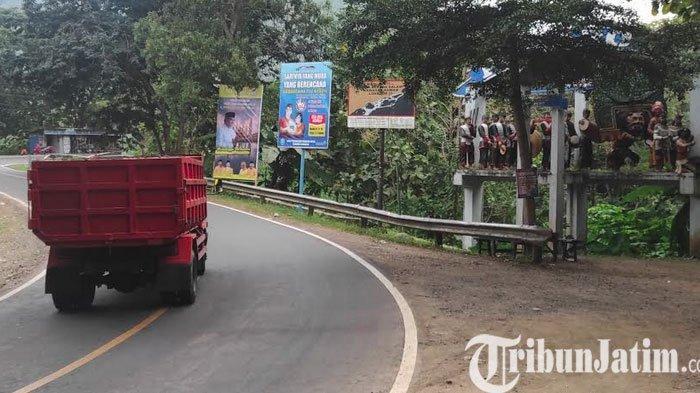 Polres Ponorogo Dirikan Dua Pos Penyekatan di Perbatasan Trenggalek dan Wonogiri