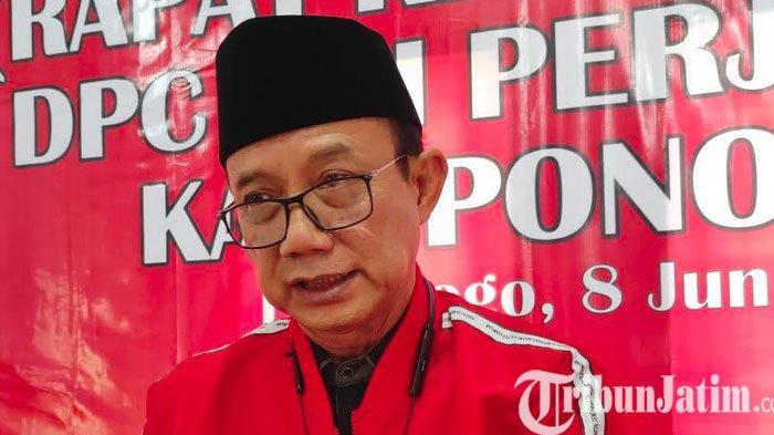Patok Target Besar Pemilu 2024, PDIP Ponorogo: Sugiri dan Lisdyarita Tak Boleh di Persimpangan Jalan