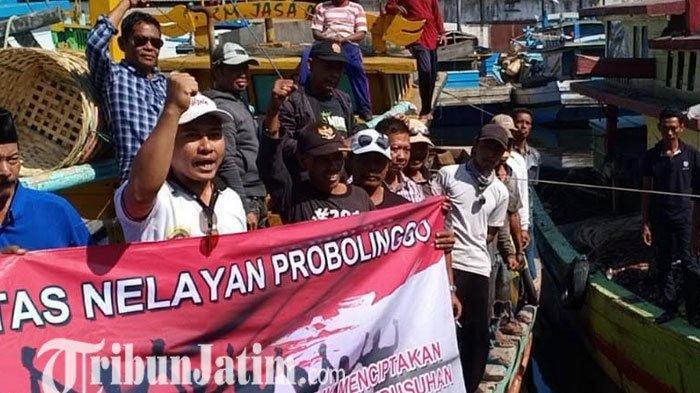 Ratusan Nelayan Probolinggo Tolak Kerusuhan, Deklartasi Damai Jelang Putusan MK
