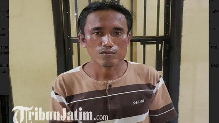 Pria Asal Probolinggo Tega Cabuli Anak Kandung Hingga Melahirkan, Ditangkap Hendak Kabur ke Malaysia