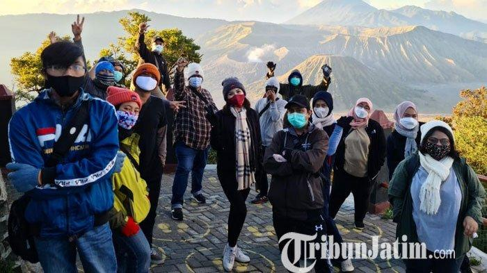 Bromo Jadi Sasaran Sosialisasi Prokes CHSE, Kemenparekraf: Siap Pacu Sektor MICE
