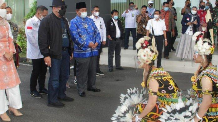 Ketua DPD RI, LaNyalla Berharap Kekayaan Budaya Kalimantan Jadi Ikon Ibu Kota Baru