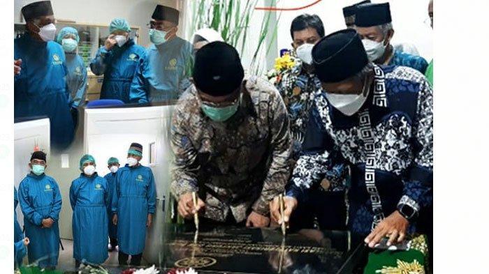 Menko PMK Resmikan Laboratorium Kateterisasi Jantung RS Siti Khodijah cabang Sidoarjo