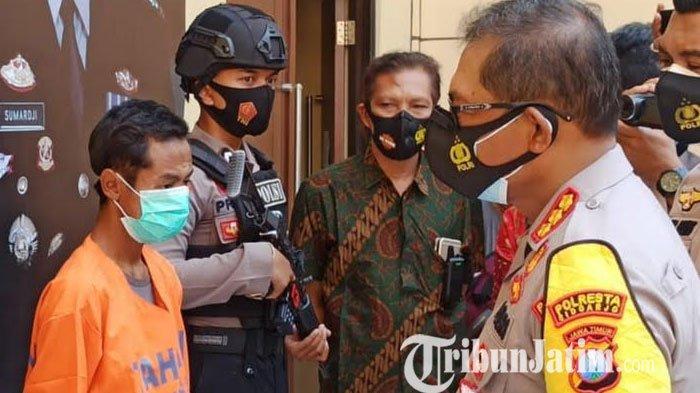 Dipaksa Tenggak Miras Lalu Cabuli Cewek di Rumah Kosong, Pemuda Waru Sidoarjo Dibekuk Polisi
