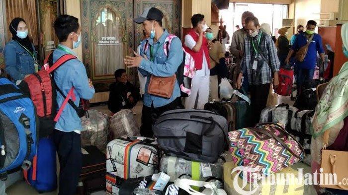 27 Migran dari malaysia Mudik ke Sumenep Madura, Tiga Hari Jalani Isolasi
