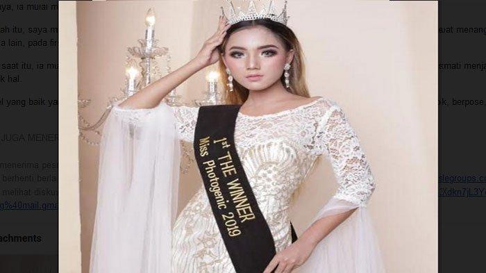 Model, Fatmawati Nur Habibah, Tidak Menyerah dan Banyak Belajar