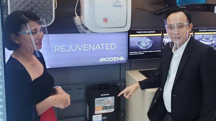 Water Heater Dengan IoT Jadi Andalan Modena di Awal Tahun 2021
