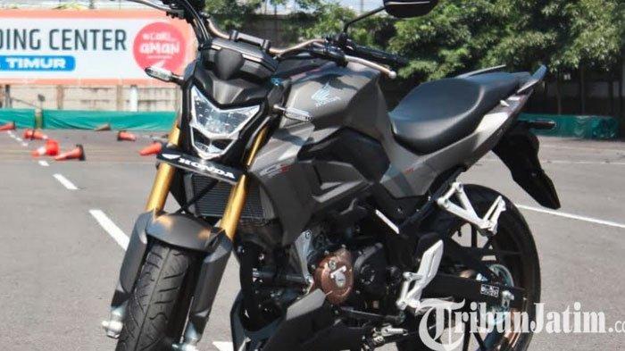Bedah Fitur Baru Honda All New CB150R StreetFire, 'Suspensi Sama Dengan All New CBR150R'